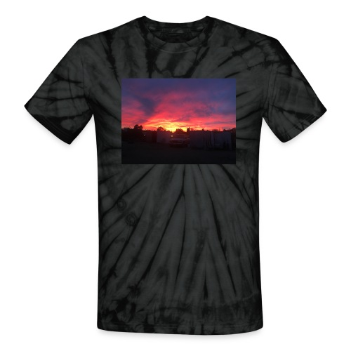 Homeland - Unisex Tie Dye T-Shirt