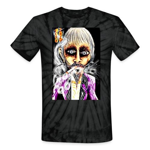 Cool Dude - Unisex Tie Dye T-Shirt