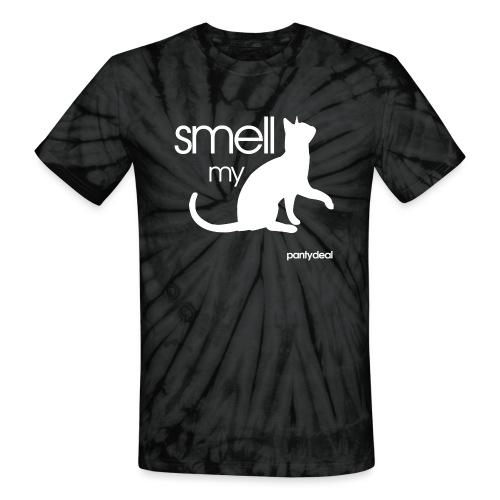 Black Shirt - Unisex Tie Dye T-Shirt