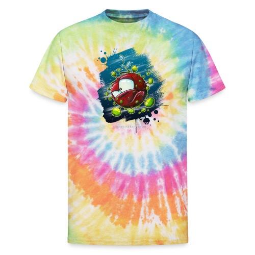Covid - Unisex Tie Dye T-Shirt