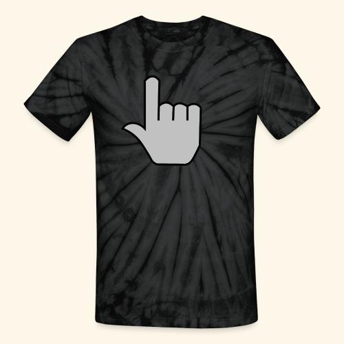 click - Unisex Tie Dye T-Shirt