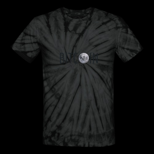 bitc0in - Unisex Tie Dye T-Shirt