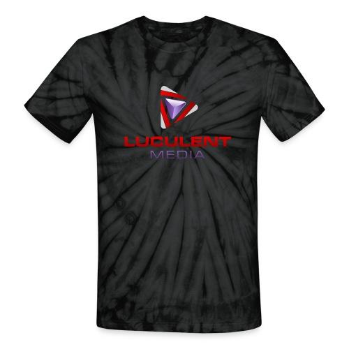 Luculent Media Swag - Unisex Tie Dye T-Shirt