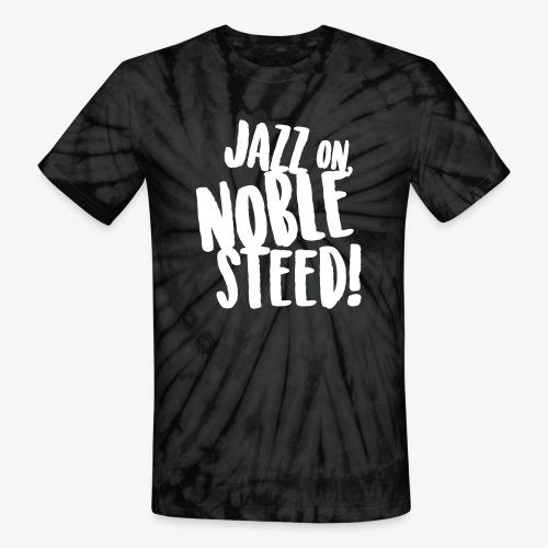 MSS Jazz on Noble Steed - Unisex Tie Dye T-Shirt