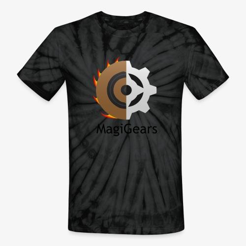 MagiGears - Unisex Tie Dye T-Shirt