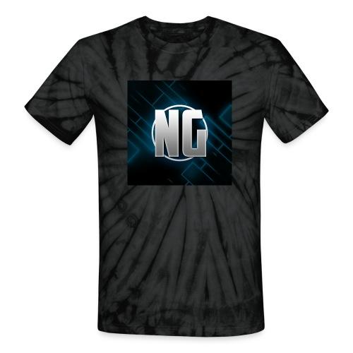 NadhirGamer Merch - Unisex Tie Dye T-Shirt