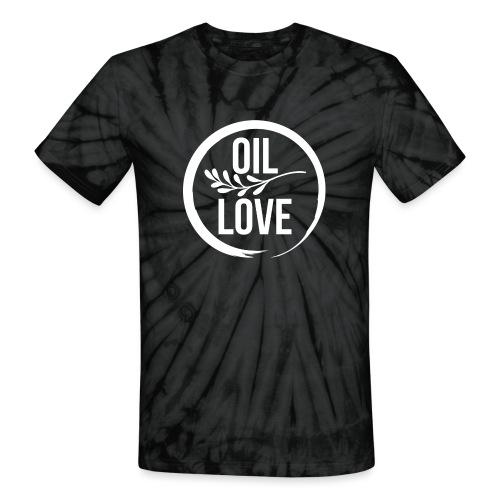 Oil Love - Unisex Tie Dye T-Shirt