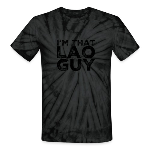 That Lao Guy - Unisex Tie Dye T-Shirt