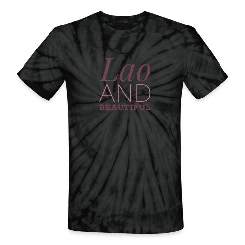 Beautiful - Unisex Tie Dye T-Shirt