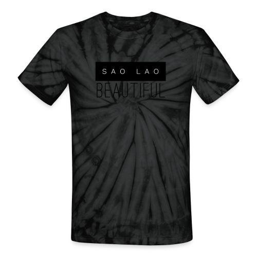 Sao Lao Beautiful - Unisex Tie Dye T-Shirt