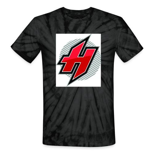 Home Town Squad - Unisex Tie Dye T-Shirt