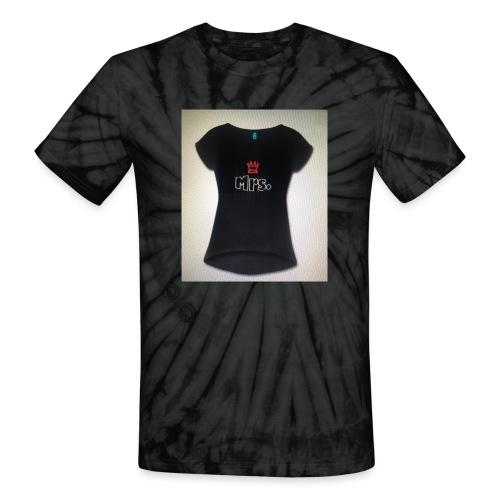 Mrs and Mr t-shirt - Unisex Tie Dye T-Shirt