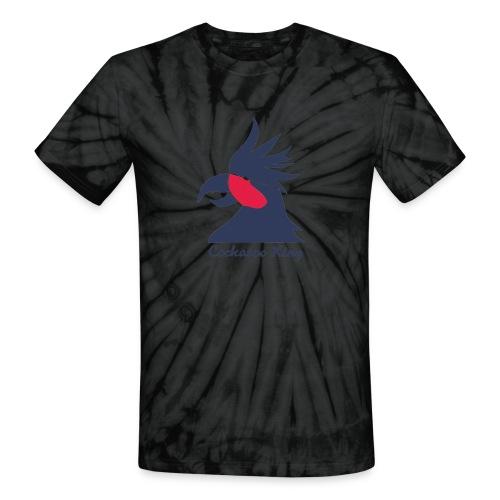 Cockatoo Logo - Unisex Tie Dye T-Shirt
