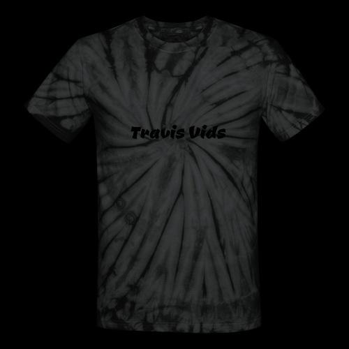 White shirt - Unisex Tie Dye T-Shirt
