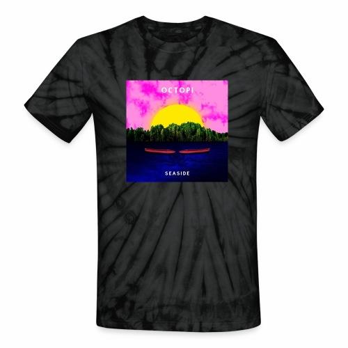 Seaside - Unisex Tie Dye T-Shirt