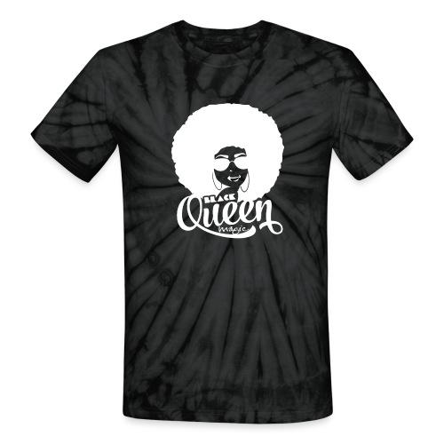 Black Queen - Unisex Tie Dye T-Shirt