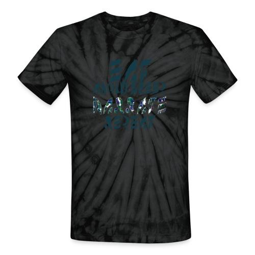Eat Sleep Narrate Repeat - Unisex Tie Dye T-Shirt
