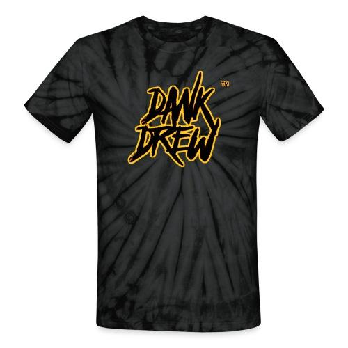 dankdrew png - Unisex Tie Dye T-Shirt