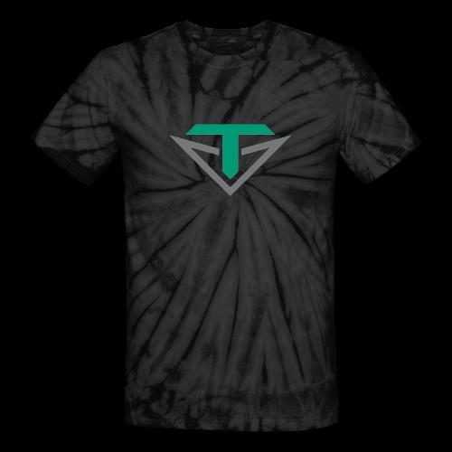 Toulon Golf Logo Shirt - Unisex Tie Dye T-Shirt