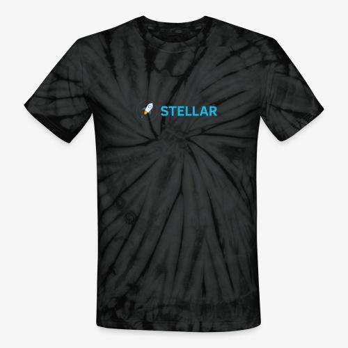 Stellar - Unisex Tie Dye T-Shirt