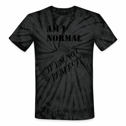 Misfit - Unisex Tie Dye T-Shirt