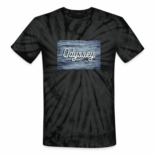 WaterOdyssey - Unisex Tie Dye T-Shirt