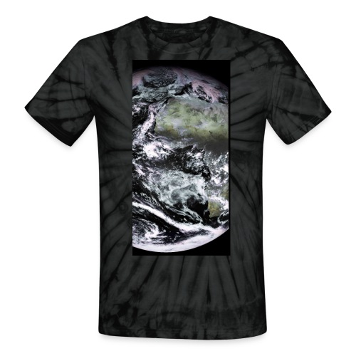 Earth - Unisex Tie Dye T-Shirt