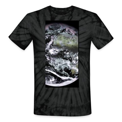 Earth - Unisex Tie Dye T-Shirt