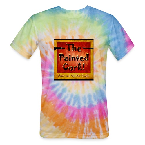 Header bright jpg - Unisex Tie Dye T-Shirt