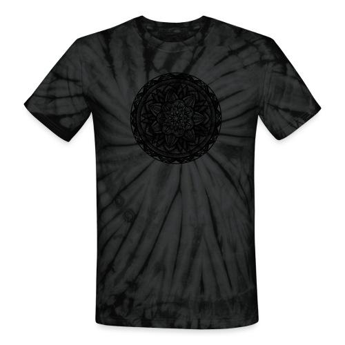 Circle No.2 - Unisex Tie Dye T-Shirt