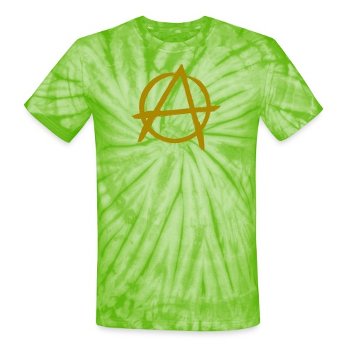 Anarchy - Unisex Tie Dye T-Shirt