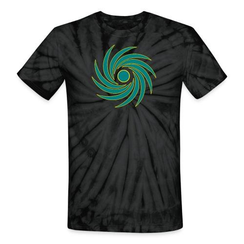 Whirl - Unisex Tie Dye T-Shirt