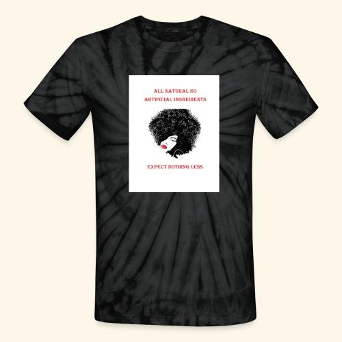 Afro - Unisex Tie Dye T-Shirt