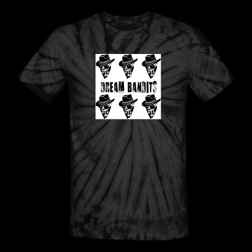 Dreambandits square x6 - Unisex Tie Dye T-Shirt