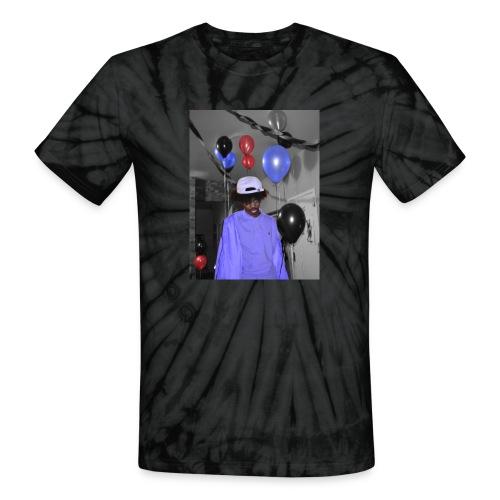 bruise - Unisex Tie Dye T-Shirt