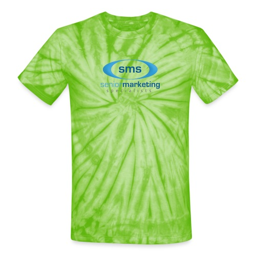 Senior Marketing Specialists - Unisex Tie Dye T-Shirt