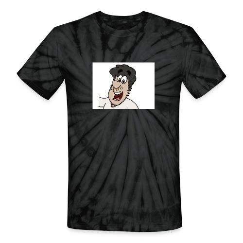 crunchy mumkey - Unisex Tie Dye T-Shirt