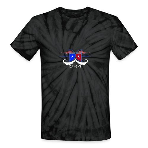 d19 - Unisex Tie Dye T-Shirt