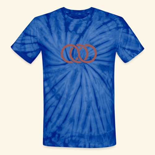 circle paradox - Unisex Tie Dye T-Shirt