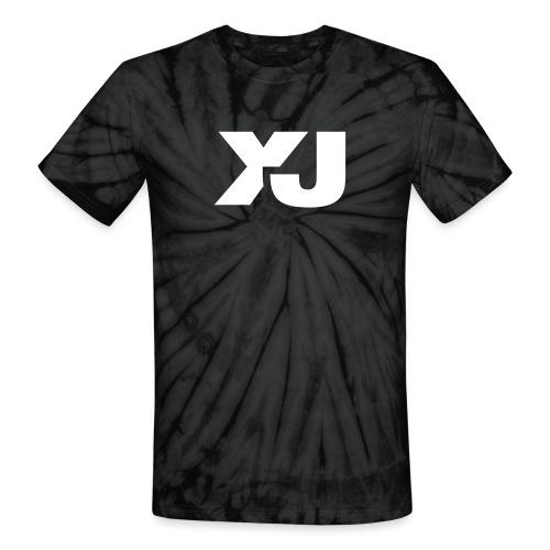 Jeep Cherokee XJ - Unisex Tie Dye T-Shirt