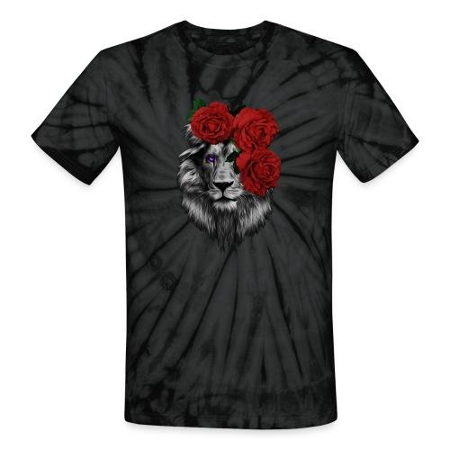 Forever Endeavor Lion - Unisex Tie Dye T-Shirt