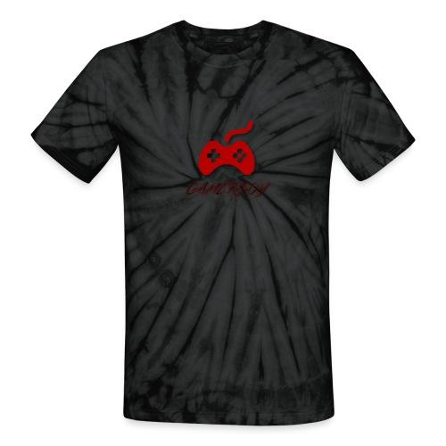 Gamerboy - Unisex Tie Dye T-Shirt