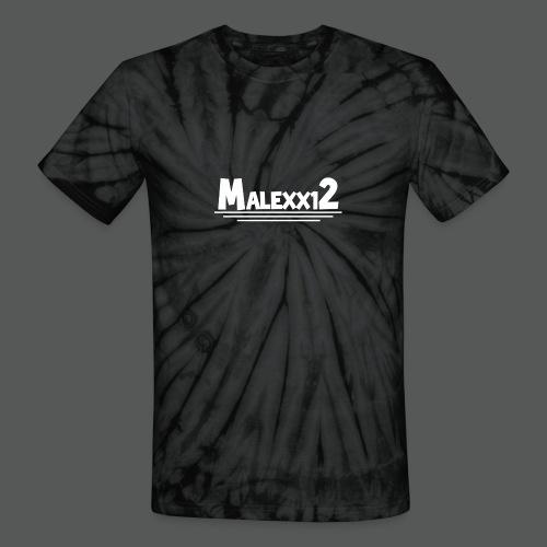 MALEXX12 logo png - Unisex Tie Dye T-Shirt