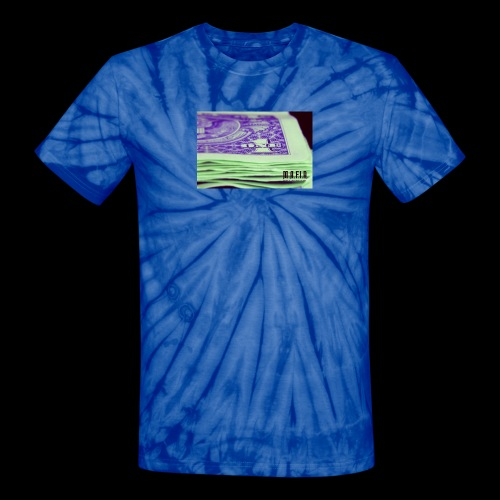 Another day another dollar MAFIA - Unisex Tie Dye T-Shirt