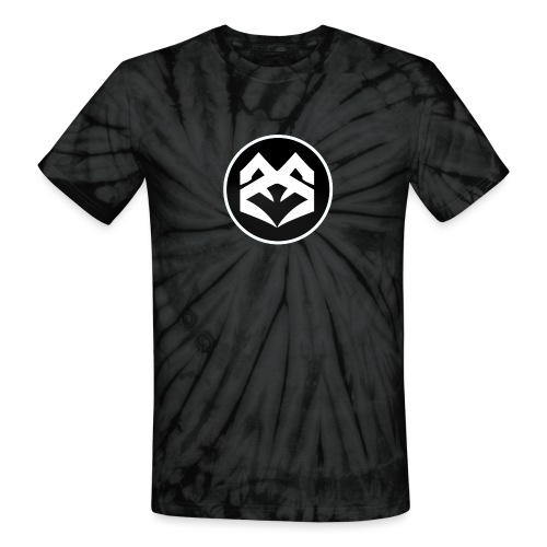 Saxon924 Logo Shirt - Unisex Tie Dye T-Shirt