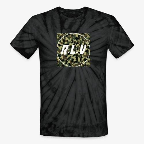 River LaCivita Camo. - Unisex Tie Dye T-Shirt