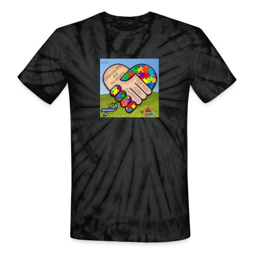 autpro1 - Unisex Tie Dye T-Shirt