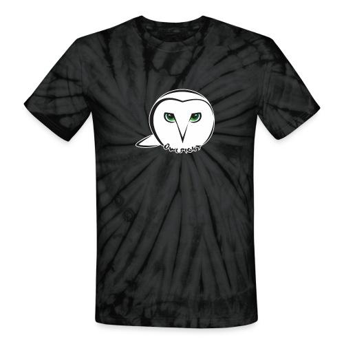 Owlsight - Unisex Tie Dye T-Shirt