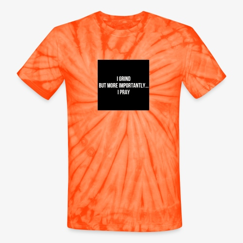 Motivation - Unisex Tie Dye T-Shirt