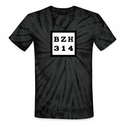 BZH314 Games Big Logo - Unisex Tie Dye T-Shirt